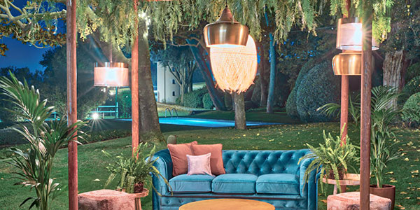 Abanik · Alquiler de Iluminación Decorativa Chillout · Bodas y Caterings · Vallés Occidental